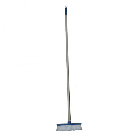 Floor Brush - Hard+23mm, 5' Handle