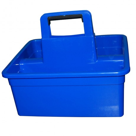 Caddy Plastic India Blue